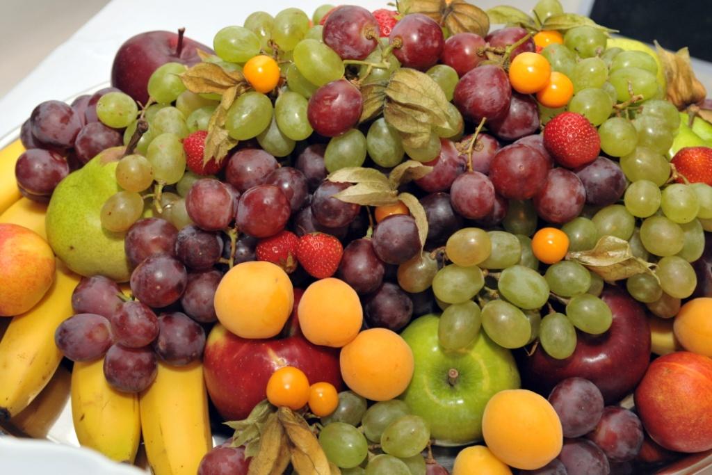 Garden party - ovocie