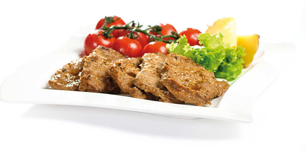 Goody foody s hovädzou príchuťou a zeleninou